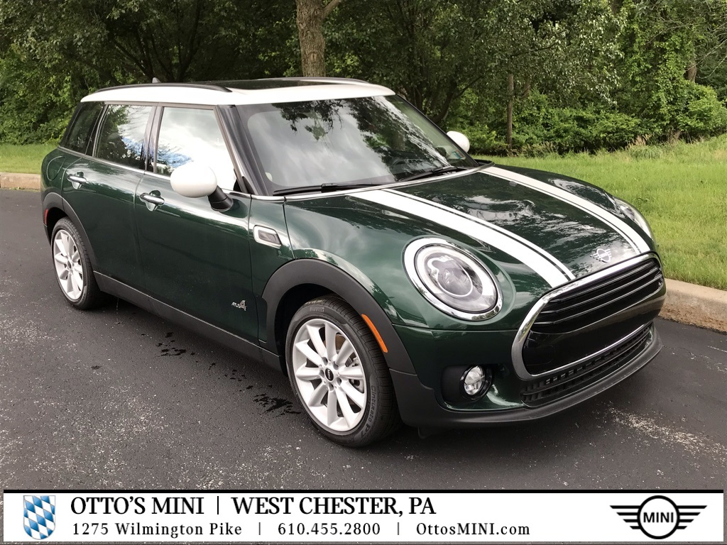 New 2019 Mini Clubman Awd Signature In West Chester 2f30049