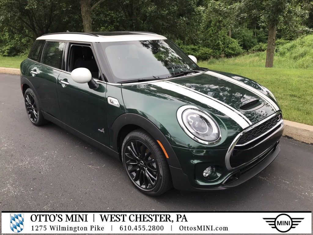 New 2019 MINI Clubman Iconic