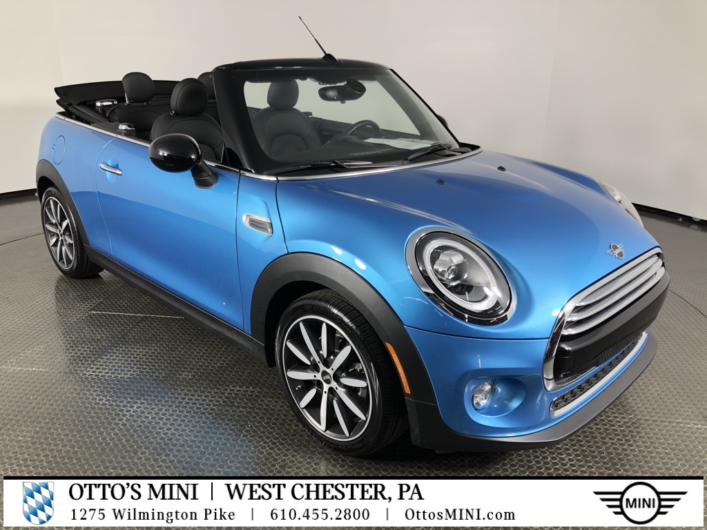 Pre-Owned 2019 MINI I Convertible FWD Cooper