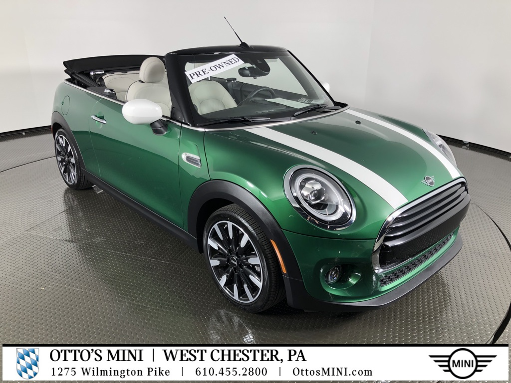 Pre-Owned 2020 MINI Convertible Cooper