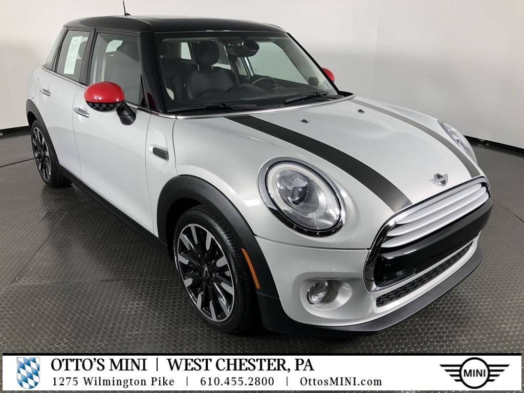 Certified Pre-Owned 2015 MINI Cooper Hardtop 4 Door Base