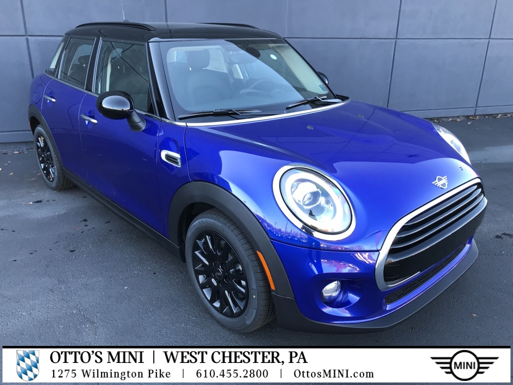 New 2019 MINI Cooper Hardtop 4 Door FWD Signature
