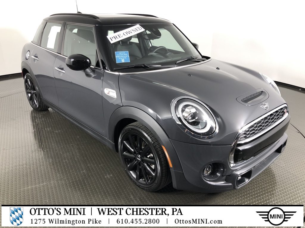Pre-Owned 2020 MINI Hardtop 4 Door Cooper S