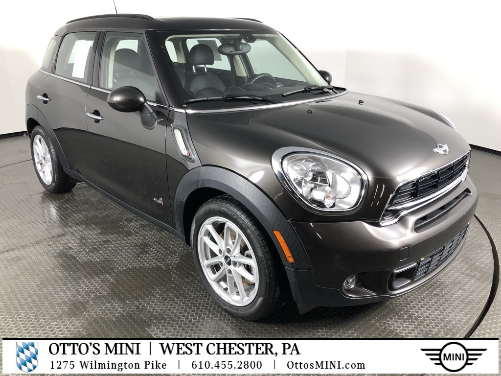 Certified Pre-Owned 2015 MINI Cooper Countryman S