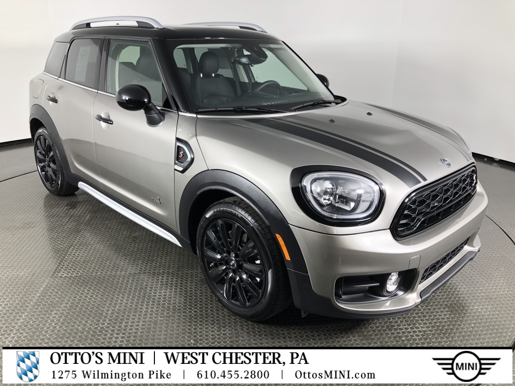Pre-Owned 2019 MINI I Countryman AWD Cooper S