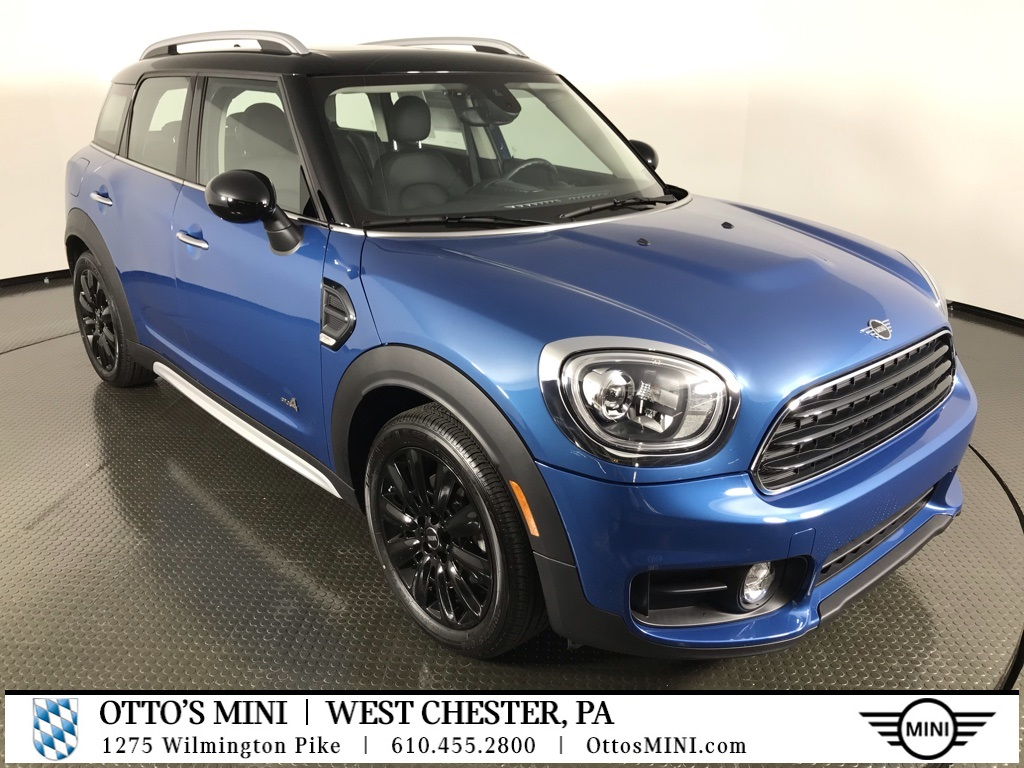 Pre-Owned 2019 MINI I Countryman AWD Cooper