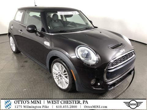 Certified Pre-Owned 2015 MINI Cooper Hardtop S