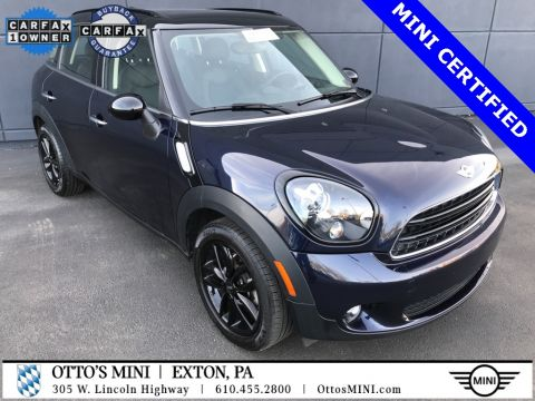 Certified Pre-Owned 2016 MINI Countryman Cooper