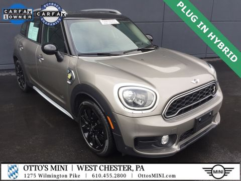 Certified Pre-Owned 2018 MINI Countryman Cooper SE